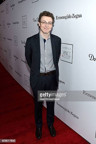 Composer Nicholas Britell attends the LA Dance Project's Annual Gala at The Theatre at Ace Hotel on December 10 2016 in Los Angeles California