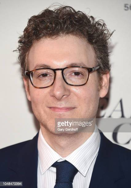 Composer Nicholas Britell attends the US premiere of 'If Beale Street Could Talk' during the 56th New York Film Festival at The Apollo Theater on...