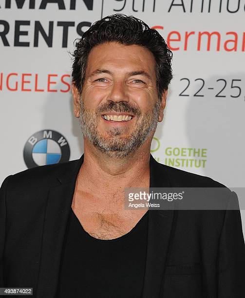 Composer Nicolas Neidhardt attends the 9th annual German Currents Festival of German Film opening night red carpet gala at the Egyptian Theatre on...