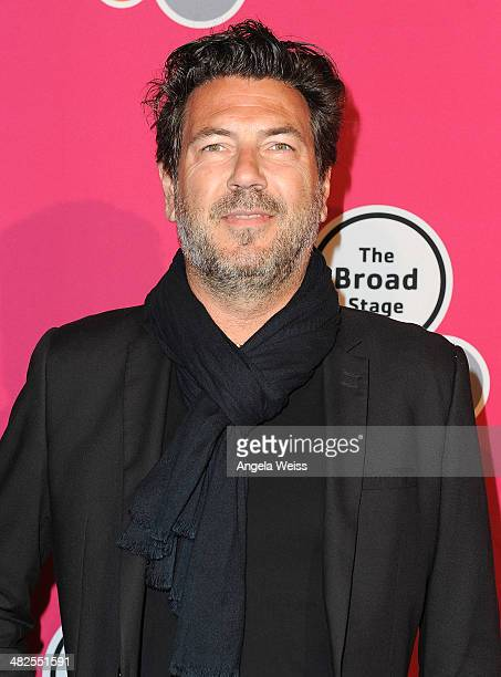 "Composer Nicolas Neidhardt attends the opening night of ""Midsummer Night's Dream"" from the creators of The Tony Award-Winning hit ""War Horse"" at The..."