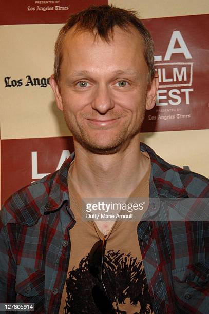 """Composer Patrick Kirst attends the """"The Bad Intentions"""" during the 2011 Los Angeles Film Festival held at the Regal Cinemas L.A. LIVE on June 18,..."""