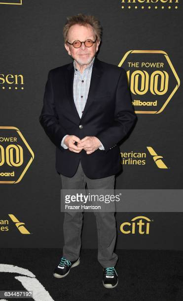 Composer Paul Williams attends Billboard Power 100 Red Carpet at Cecconi's on February 9 2017 in West Hollywood California