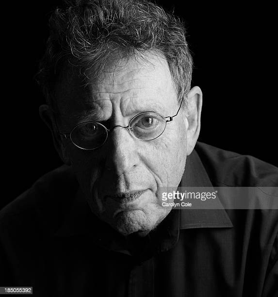 Composer Phillip Glass is photographed for Los Angeles Times on September 19 2013 in New York City PUBLISHED IMAGE CREDIT MUST BE Carolyn Cole/Los...
