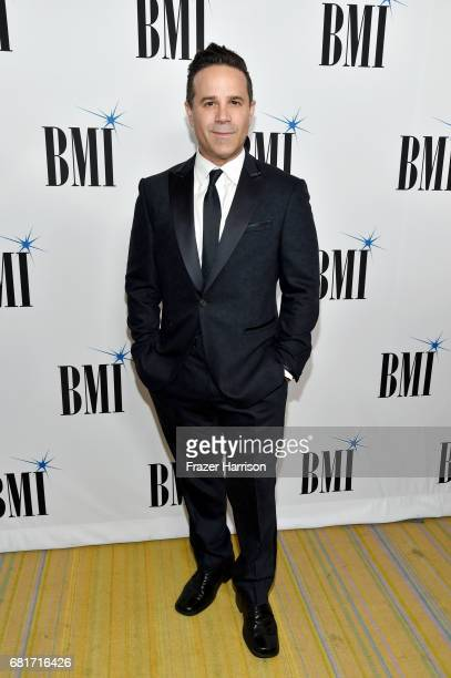 Composer Raney Shockne at the 2017 Broadcast Music Inc Film TV Visual Media Awards at the Beverly Wilshire Hotel on May 10 2017 in Beverly Hills...