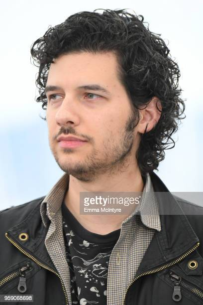 Composer Rich Vreeland attends Under The Silver Lake Photocall during the 71st annual Cannes Film Festival at Palais des Festivals on May 16 2018 in...