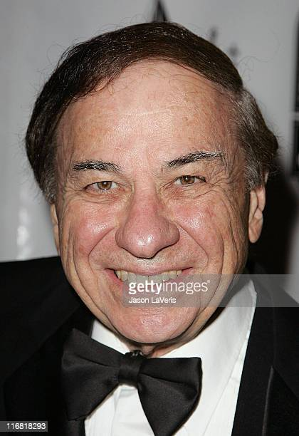 Composer Richard M Sherman attends the Academy of Magical Arts Awards at the Beverly Hilton Hotel on April 5 2008 in Beverly Hills California