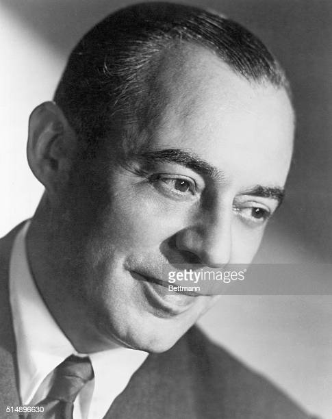 Composer Richard Rodgers whose 25 years in show business have brought many hits including Oklahoma and South Pacific will be honored with a special...