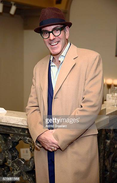 Composer Ricky Ian Gordon attends Master Voices 2016 Spring Benefit Cocktail Hour at Le Parker Meridien on April 28, 2016 in New York City.