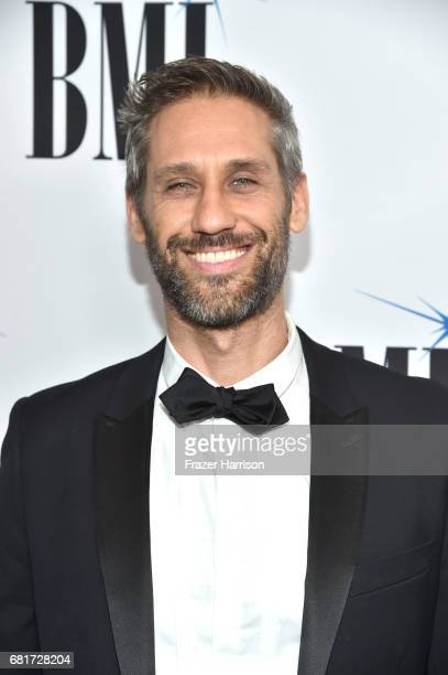 Composer Rob Simonsen at the 2017 Broadcast Music Inc Film TV Visual Media Awards at the Beverly Wilshire Hotel on May 10 2017 in Beverly Hills...