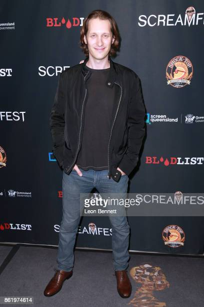 Composer Russ Howard attends the 2017 Screamfest Horror Film Festival Premiere Of Tragedy Girls at TCL Chinese 6 Theatres on October 15 2017 in...