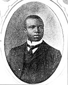 Composer scott joplin poses for a portrait circa 1904 in saint louis picture id74278915?s=170x170