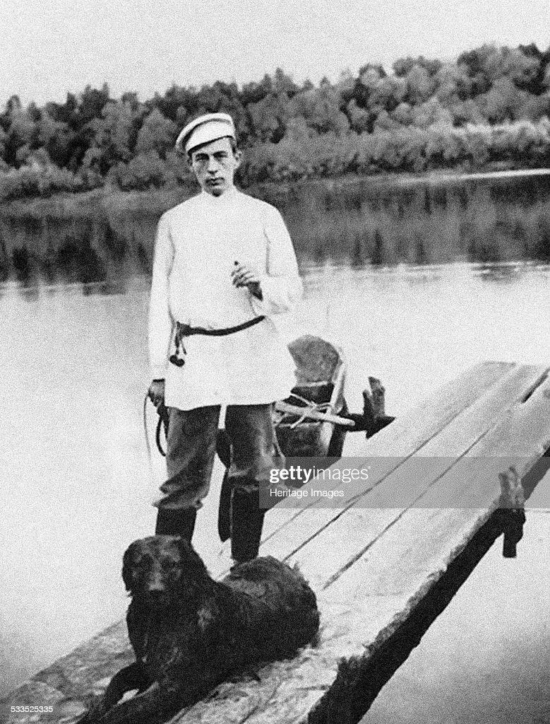 Composer Sergei Rachmaninov (1873-1943), 1895. Artist: Anonymous : News Photo