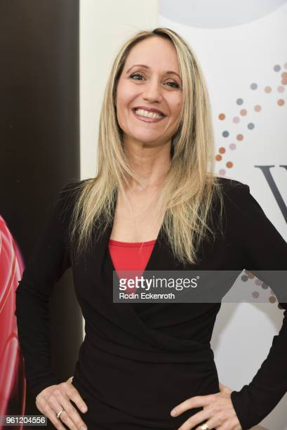 Composer Sharon Farber poses for portrait at the Women in Entertainment and The Television Academy Foundation's Inaugural Women in Television Summit...