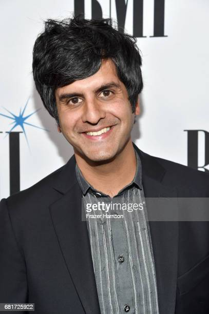 Composer Siddhartha Khosla at the 2017 Broadcast Music Inc Film TV Visual Media Awards at the Beverly Wilshire Hotel on May 10 2017 in Beverly Hills...