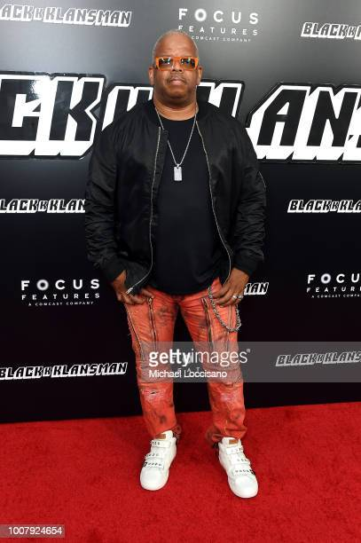 Composer Terence Blanchard attends the BlacKkKlansman New York Premiere at Brooklyn Academy of Music on July 30 2018 in New York City