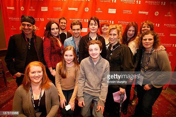 Composer Terry Dame actress Sonora Chase actress Jo Armeniox cinematographer Adam Benn actress Haley Murphy actor Harris Doran director Erin...