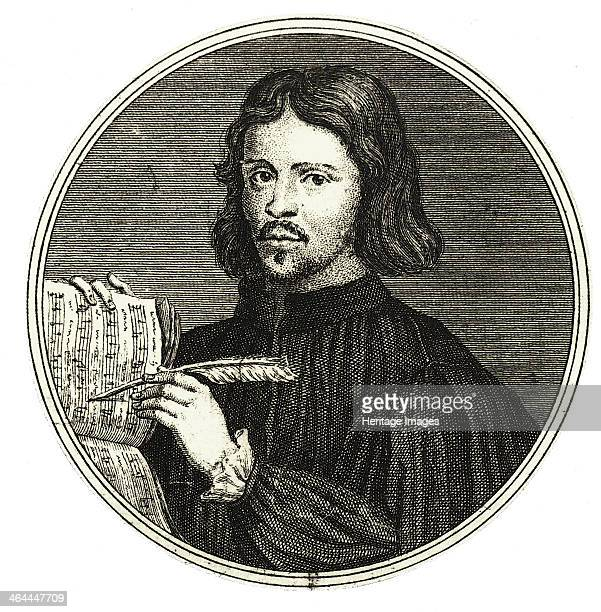 Composer Thomas Tallis Found in the collection of the Russian State Library Moscow