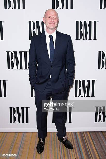 Composer Tom Holkenborg aka Junkie XL attends BMI 2016 Film and TV Music Awards at Regent Beverly Wilshire Hotel on May 11 2016 in Beverly Hills...