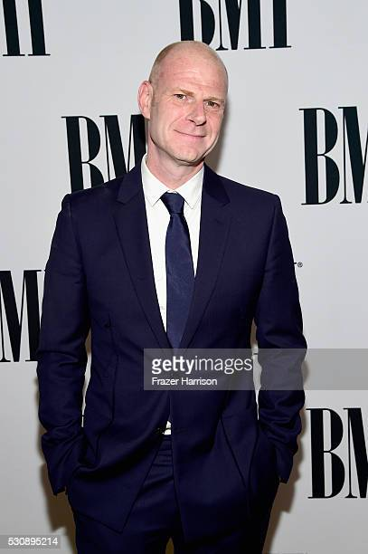 Composer Tom Holkenborg aka Junkie XL attends the 2016 BMI Film/TV Awards at the Beverly Wilshire Four Seasons Hotel on May 11 2016 in Beverly Hills...