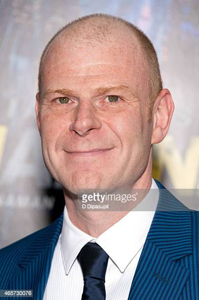 Composer Tom Holkenborg attends the Run All Night New York Premiere at AMC Lincoln Square Theater on March 9 2015 in New York City