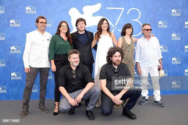 Composer Toni M Mir actress Nora Navas director Gaston Duprat screenwriter Andres Duprat actress Andrea Frigerio director Mariano Cohn actors Belen...