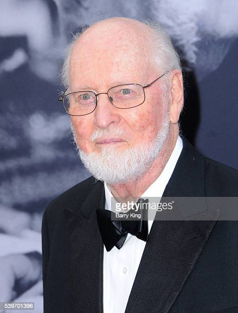 Composer/honoree John Williams attends American Film Institute's 44th Life Achievement Award Gala Tribute to John Williams at Dolby Theatre on June 9...
