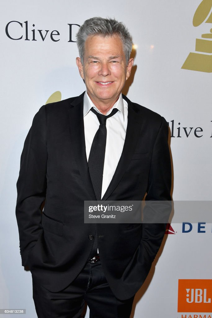 Composer/Producer David Foster attends Pre-GRAMMY Gala and Salute to Industry Icons Honoring Debra Lee at The Beverly Hilton on February 11, 2017 in Los Angeles, California.