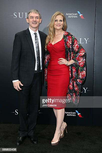 """Composers Christian Jacob and Tierney Sutton Band attends The New York Premiere of Warner Bros. Pictures' and Village Roadshow Pictures' """"Sully"""" at..."""
