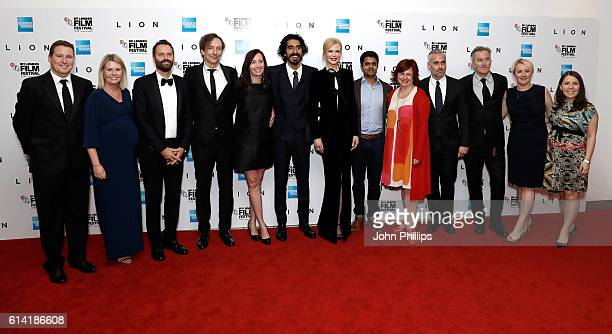 Composers Dustin O'Halloran Volker Bertelmann producer Angie Fielder actors Dev Patel Nicole Kidman Divian Ladwa producer Iain Canning screenwriter...
