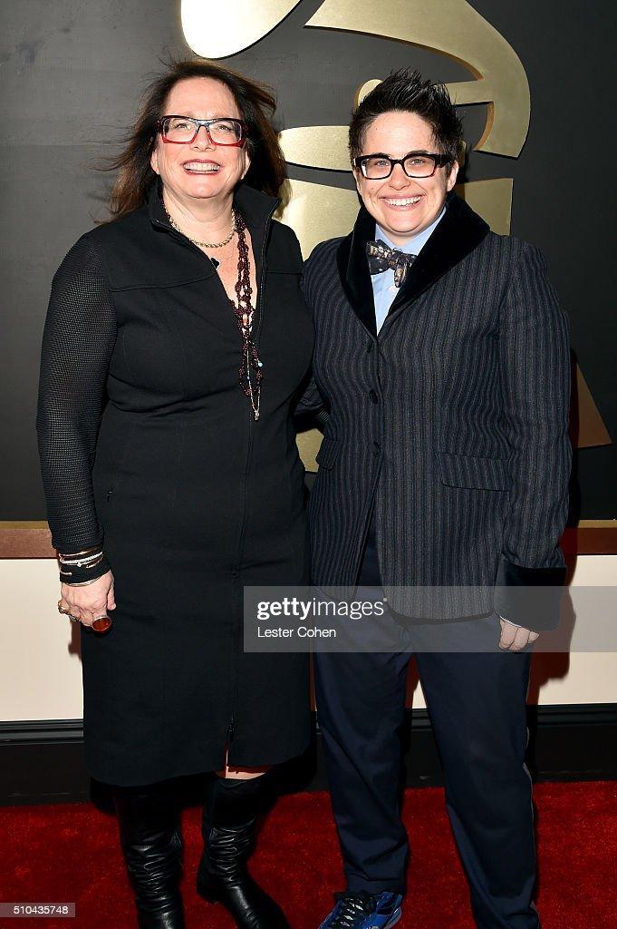 Composers Laura Karpman and Nora Kroll-Rosenbaum attend The