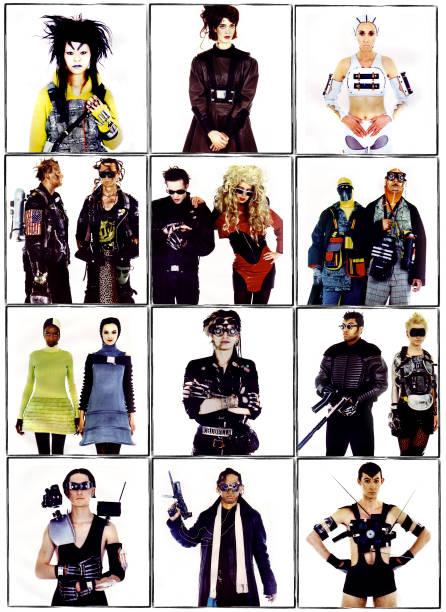 UNS: In The News: Cyberpunks