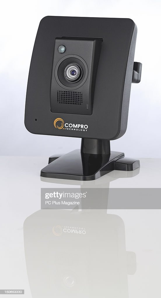 A Compro IP70 PC IP Camera  During a studio shoot for PC