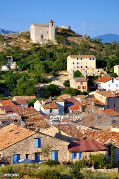 Comps sur Artuby Parc naturel regional du Verdon Var Provence Region PACA