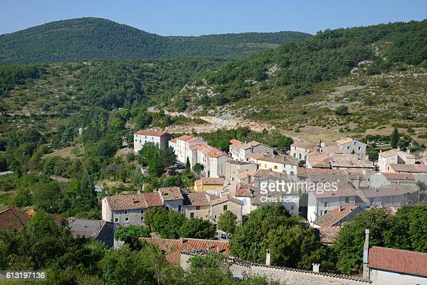 Comps-sur-Artuby or Comps Provence france