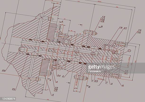 computer aided design, planning, blueprint