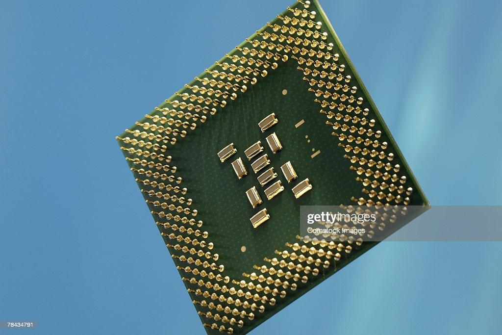 Computer chip : Stockfoto