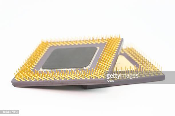 computer chips - cpu stock pictures, royalty-free photos & images