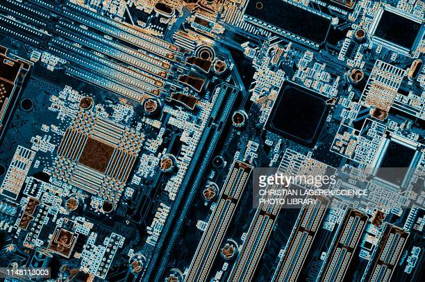 computer circuit board - computer chip stock pictures, royalty-free photos & images