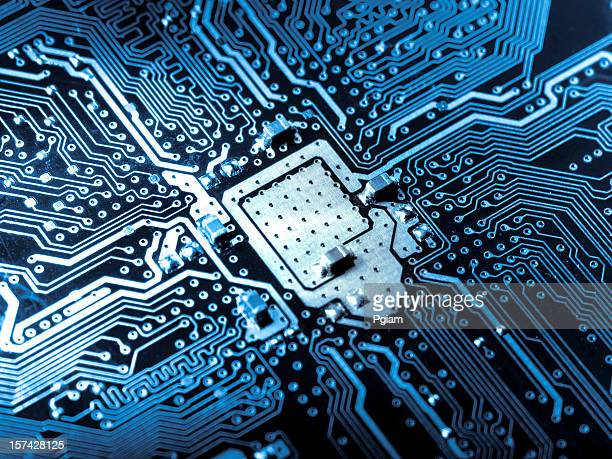 computer circuit board - cpu stock pictures, royalty-free photos & images