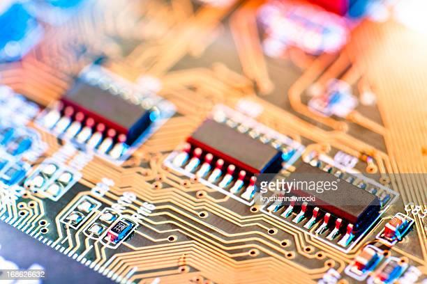 Ordinateur Circuit intégré