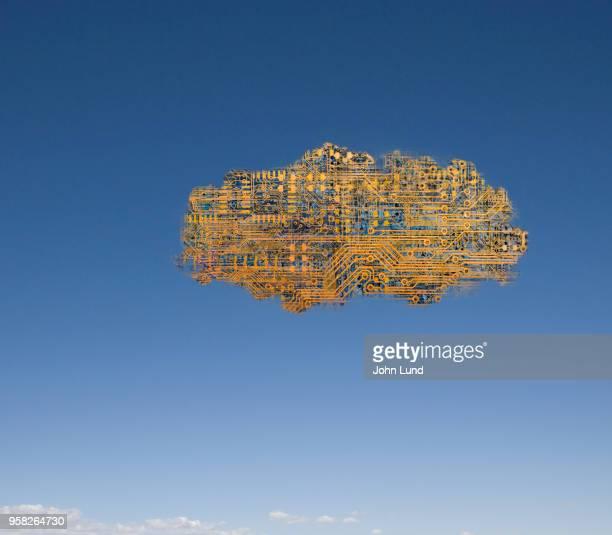 Computer Circuit Cloud