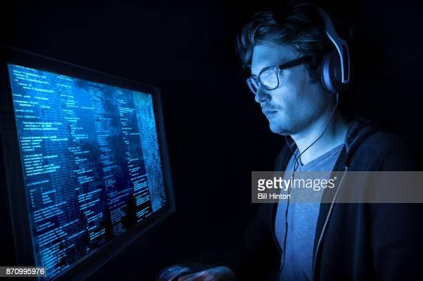 computer coder