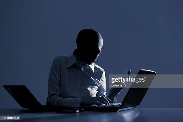 Computer crime, credit card abuse