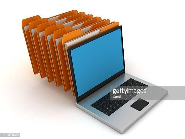 Fichier de données informatique