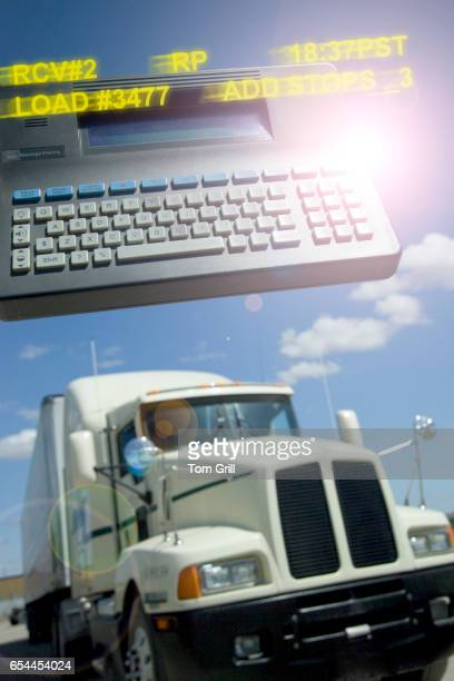 Computer Device and Semi Truck