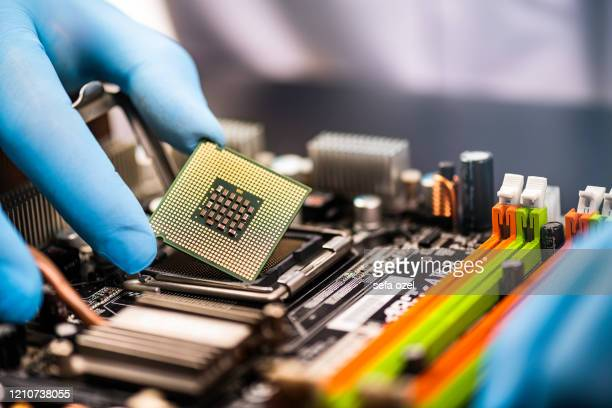 computer education training class - electronics industry stock pictures, royalty-free photos & images