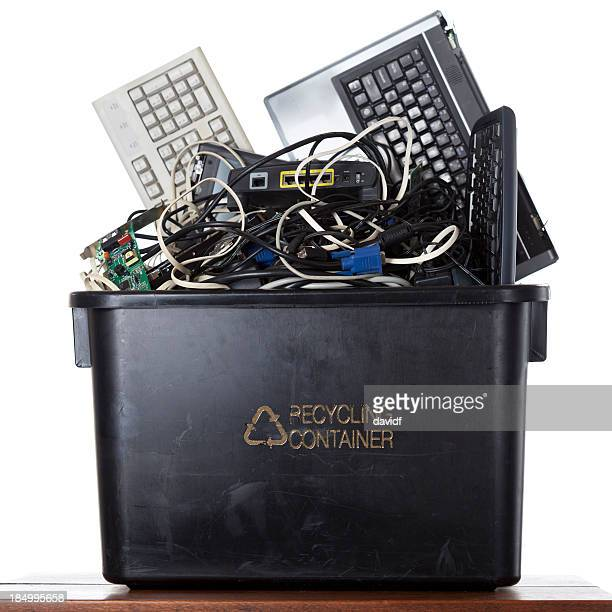 Computer Electronic Waste