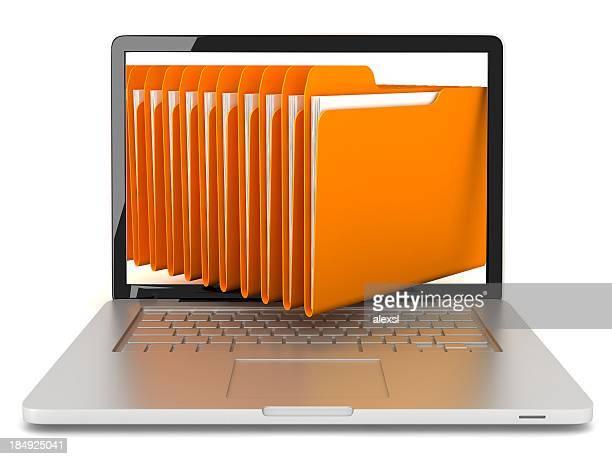 Ordinateur de fichiers