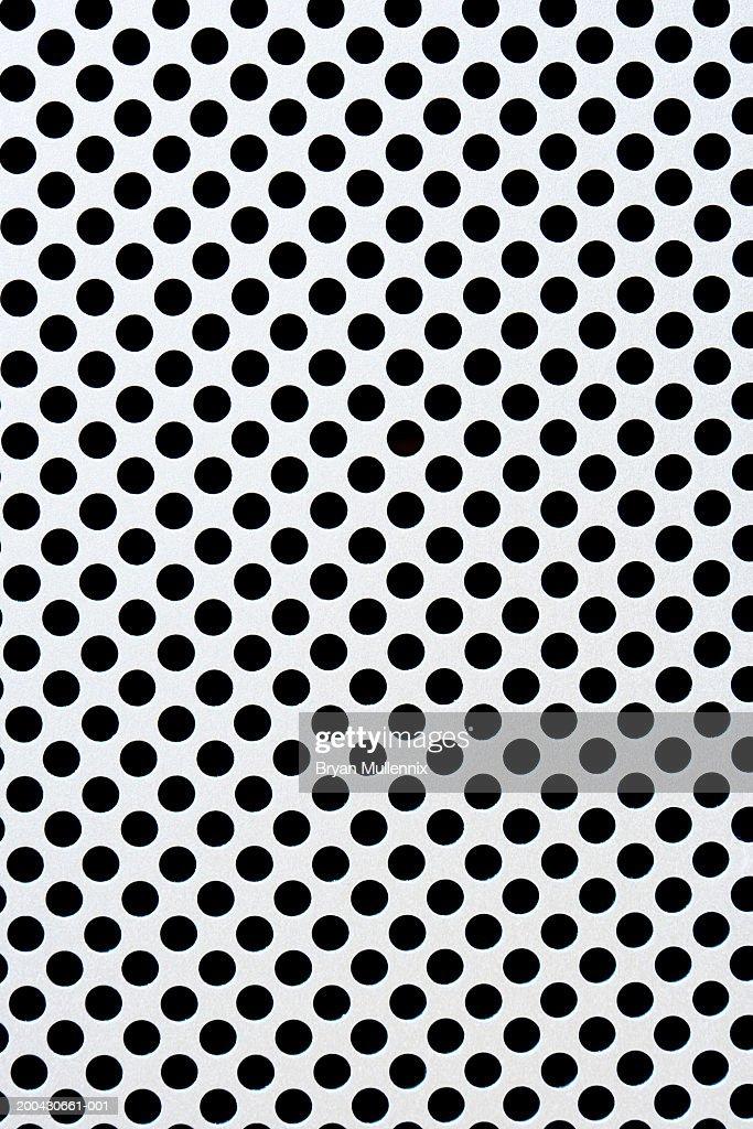 Computer grille, full frame : Bildbanksbilder