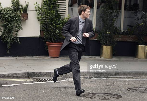 Computer hacker Gary McKinnon arrives at Bow Street Magistrates on April 12 2006 in London MrMcKinnon is accused of breaking into American defence...